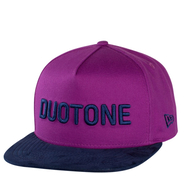 Duotone A-Frame-Bold New Era Cap 9Fifty purple/blue