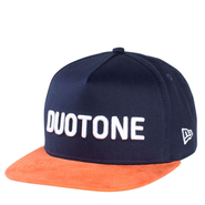 Duotone A-Frame-Bold New Era Cap 9Fifty blue/red
