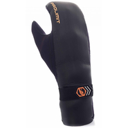 Prolimit Mittens Closed Palm Direct Grip Handschuh black M