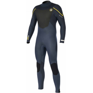 Prolimit Fusion Fullsuit 4/3mm slateblack/yellow L 52
