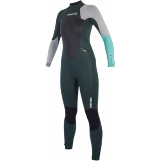 Mystic Star Fullsuit Women 5/4mm teal