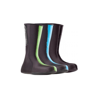 SEASON EXTENDER Liquid Force Neoprensocken 1.5mm black/green