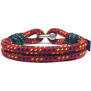 29KNOTS Sutton Armband Double rot