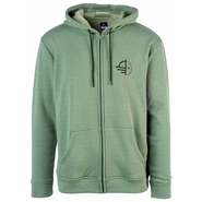 Rip Curl Sunset Stroke Fleece Zip Hoody laurel wreath marle
