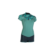 ION Muse Shorty kurzarm 1.5  Backzip kaschiert sea green...