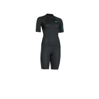 ION Base Women Shorty kurzarm 2/2  Backzip kaschiert