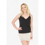 Picture Sand Top black