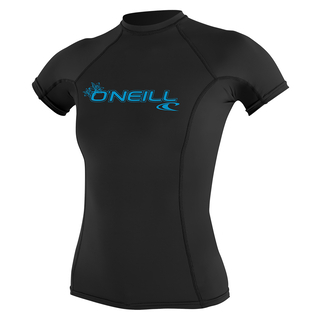 ONEILL Wms Basic Skins S/S Rash Guard