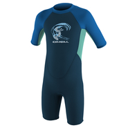 ONEILL Toddler Reactor-2 2mm Back Zip S/S Spring - Boys