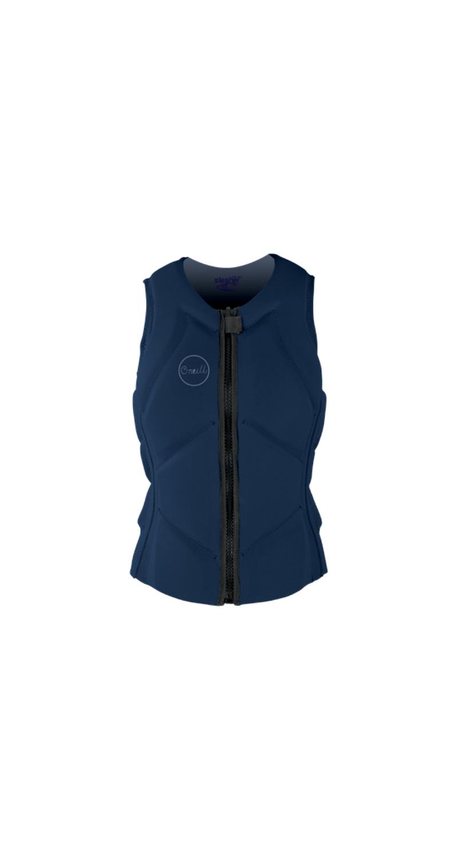 O'NEILL Wms Slasher B Comp Vest Abyss/Mist 8T 5331EU
