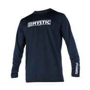 Mystic Star Quickdry Langarm UV-Shirt navy M 50