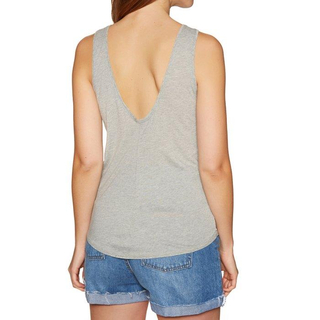 Hurley W Palm Dri-Fit Cami Tank dark grey heather