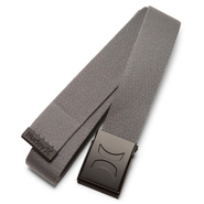Hurley Web Belt Gürtel cool grey
