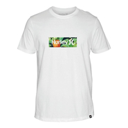 Hurley One & Only Costa Rica T-Shirt white M 50