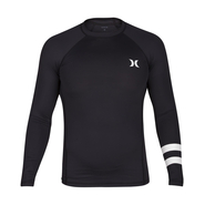Hurley Pro Light Top UV-Shirt Langarm black