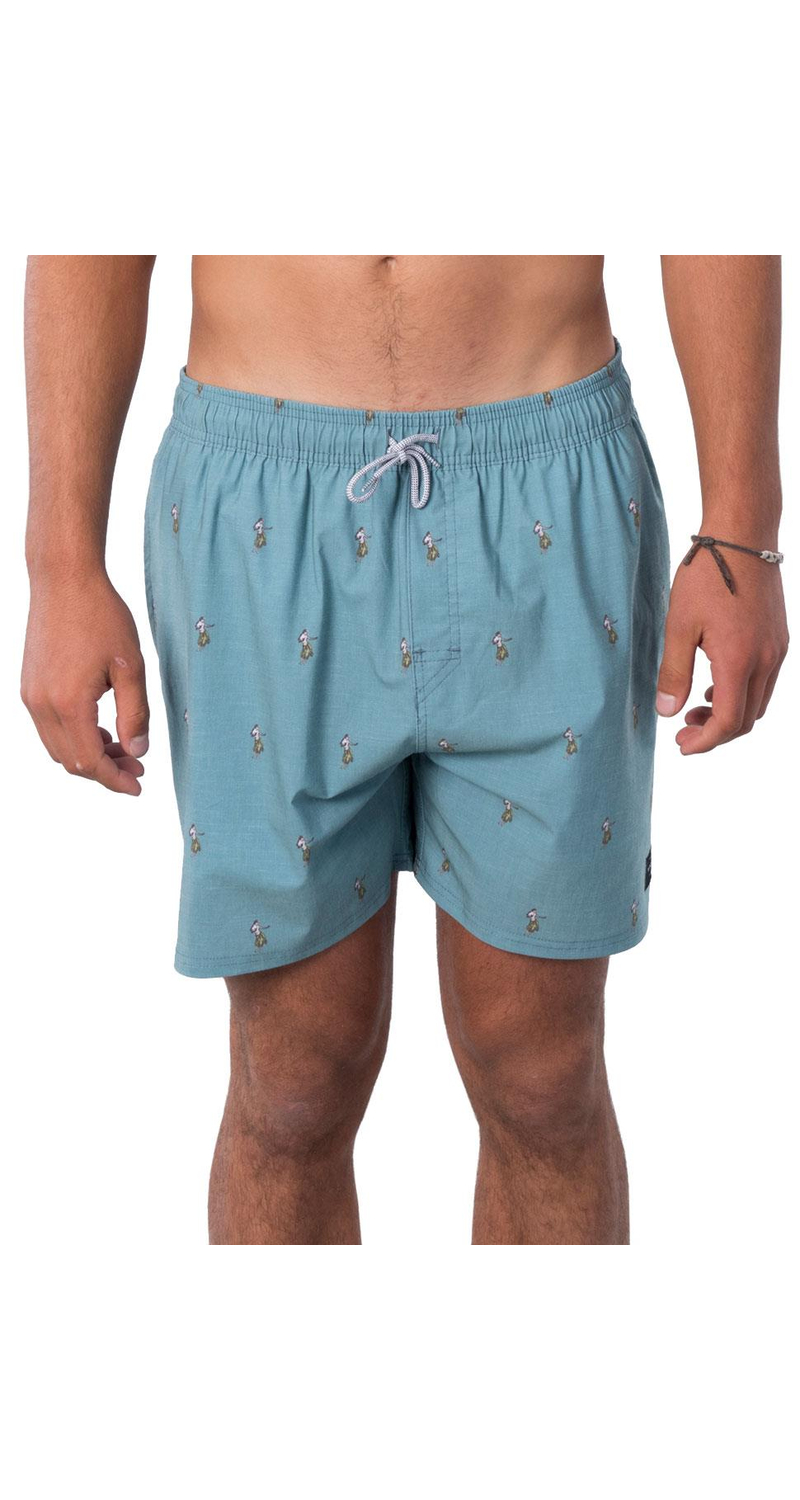 Rip Curl Volley Archipelagoes 16'' Boardshorts blue S 48 CBOKH4