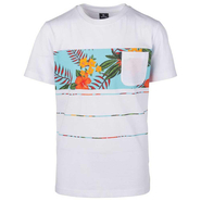 Rip Curl Squad Block T-Shirt optical white XL 54
