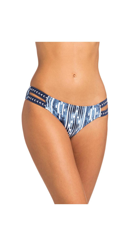 Rip Curl Moon Tide Cheeky Bikini Hose blue XS 34 GSIUO3