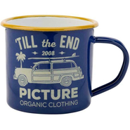 Picture Sherman Mug Tasse white