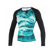 Mystic Dazzled UV-Shirt Women mint