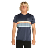 Rip Curl Rapture Surflite UV-Shirt Kurzarm navy L 52