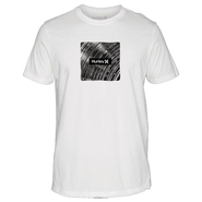 Hurley Record High T-Shirt white
