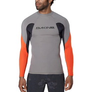 Dakine Heavy Duty Snug Fit UV-Shirt Langarm carbon