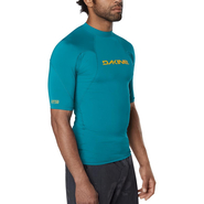 Dakine Heavy Duty Snug Fit UV-Shirt Kurzarm seaford XXL 56