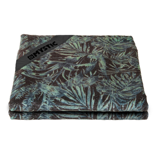MYSTIC Towel Quickdry Green Allover O/S