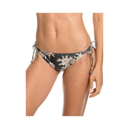 Roxy Romantic Senses Tie-Side Bikini Hose turbulence rose...