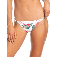 Roxy Dreaming Day Bikini Hose bright white tropical XS 34