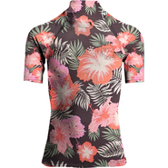 Billabong Flowers UV-Shirt Kurzarm multi