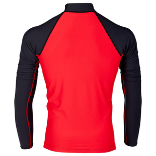 Billabong Team Wave UV-Shirt Langarm red V.2
