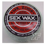 (100g = 4.27EUR) SEX WAX WARM WATER Mr. Zogs (bis 19-26°)...