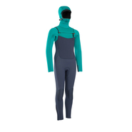 ION Wetsuit BS - Capture Semidry Hood 6/5 FZ DL golf...