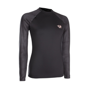 ION Rashguard Women LS Black 34/XS