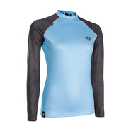 ION Rashguard Women LS sky blue
