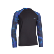 ION Capture Rashguard Girls LS black capsule