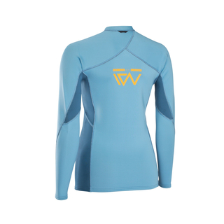 ION Neo Top Women 2/2 LS sky blue