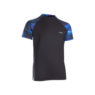 ION Capture Rashguard Girls SS black capsule