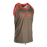 ION Basketball Shirt Dark Olive 54/XL