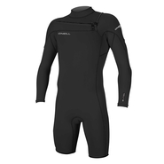 ONEILL Hammer 2mm Chest Zip L/S Spring Blk/Blk/Blk