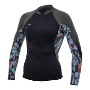 ONEILL Wms Bahia 1/0.5mm Full-Zip Jacket...