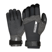 MYSTIC Marshall Glove 3mm 5Finger Precurved Black