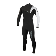 MYSTIC Len10 Majestic Fullsuit 5/3mm Zipfree Black/White