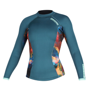 MYSTIC Diva L/S Vest Neoprene 2mm Women Teal