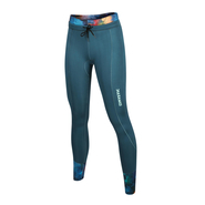 MYSTIC Diva Neo Pants L/S 2/2mm Bzip Women Teal